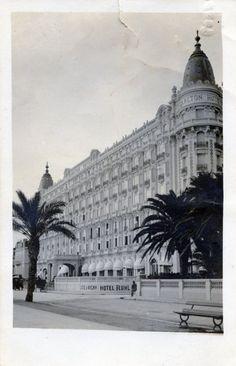Carlton Cannes 1914-1915