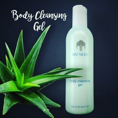BODY CLEANSING GEL Rich in soothing extracts and Aloe vera, soap-free Body Cleansing Gel removes dirt, oil and other impurities that accumulate throughout the day. Unlike harsh soaps, this gentle formula will not disrupt your skin's natural pH, leaving skin feeling soft and clean. CLINICAL SKIN CARE without the CLINIC #aloevera #noharshingredients #removesdirt #gentleformula #allnatural #nuskinph