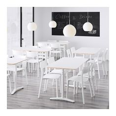 BILLSTA Table IKEA Durable and sturdy; meets the requirements on furniture for public use.