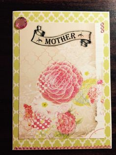 Mother's Day card