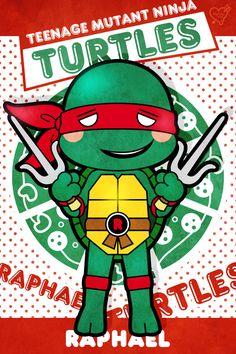 Teenage Mutant Ninja Turtles、TMNT