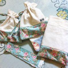 Diy pouch for wedding souvenir ideas