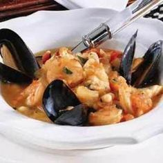 ... stew ideas on Pinterest | Seafood stew, Fresh seafood and Mussels