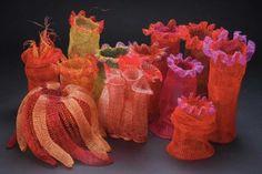 fisch crochet wire coral