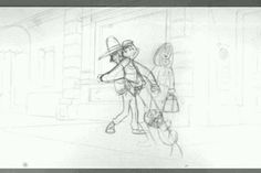 Curious George Pencil tests