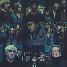 Harry, you are so loved. (Draco's face got me.)