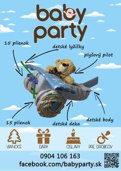 Prvý Baby Party plagát je na svete :)