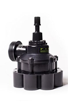 Fimco Manufacturing Mini 8Outlet Irrigation Indexing Valve 1Inch Black >>> You can get additional details at the image link.