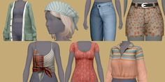 Sims 4 Cc Packs, Sims 4 Mm Cc, Sims 4 Game Mods, Sims Mods, Sims 4 Collections, Sims4 Clothes, Sims 4 Characters, The Sims 4 Download, Sims 4 Cas