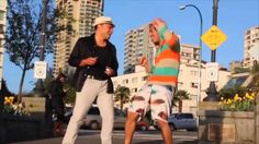 """ASKING RANDOM STRANGERS TO DANCE (Social Experiment) /w Gustavo Ferman """"dancing with strangers"""" #dancewithstrangers #randomdancing #dancingonthestreet #howtodance"""