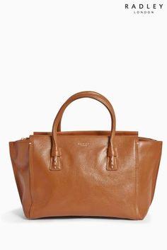 Tan Radley® Wimbledon Medium Multi Compartment Multiway Bag