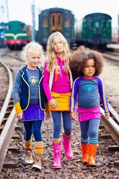 NINNI VI - Stoere meisjeskleding