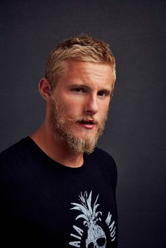 """alexander–ludwig: """"Alexander Ludwig by Robby Klein for a portrait in Comic-Con 2017 """""""