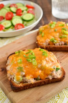 Perfect Low Syn Healthy Tuna Melt, satisfy those cravings with the delicious cheesy topped lunchtime favourite. Slimming World and Weight Watchers friendly Slimming World Lunch Ideas, Slimming World Dinners, Slimming World Recipes Syn Free, Slimming Eats, Slimming Word, Healthy Tuna, Healthy Foods To Eat, Healthy Recipes, Healthy Eating