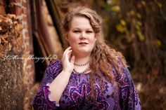 Senior Pictures - Ansley