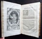RUSHWORTH PAPERS 1659 HISTORICAL COLLECTIONS Map/Plates KING CHARLES I JAMES