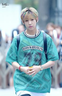 It's Bambam before he turned into a huge play boy. I miss this cute Bam