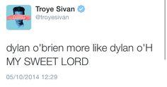 I feel you troye ✌️