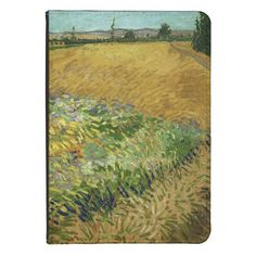 Wheatfield by Vincent Van Gogh Kindle 4 Cover