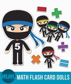 math fact fluency multiplication games ninja theme math facts multiplication facts and multiplication