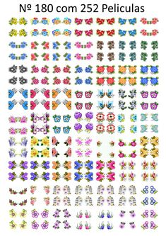 Free Planner, Nail Decals, Nail Arts, Planner Stickers, Art Forms, 3 D, Embellishments, Fragrance, Crafty