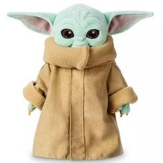 Baby Yoda Plush, Cosermask 12 inch The Mandalorian Baby Yoda Figure Plush Toys Stuffed Clothing Removable Doll Disney Stars, Disney Star Wars, Cute Valentines Day Gifts, Birthday Gifts For Kids, Kids Gifts, Gifts Uk, 30th Birthday, Girl Birthday, Birthday Cake