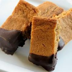 Chewy Whole Wheat Peanut Butter Brownies Recipe on Yummly