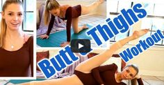 10 Minute Butt Workout Exercises For Women at Home