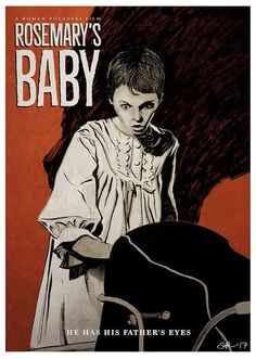 """""""Rosemary's Baby' by Matthew Soffe aka @mygrimmbrother"""