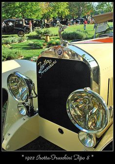 1922 Isotta-Fraschini | Flickr - Photo Sharing!