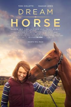 Watch Free Dream Horse : Movies Online A Barmaid Recruits Her Husband And A Group Of Others To Assist Her In Training A Racehorse In The Welsh. Damian Lewis, Movies To Watch, Good Movies, Movies Free, Tv Series Online, Movies Online, Disney Channel, Joanna Page, Films Hd