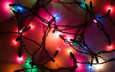 Wilda Blare - high resolution wallpapers widescreen holiday lights - 1920 x 1200 px