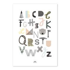 Poster . Anny Who ABC
