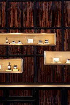 The Cool Hunter - Delbove Cosmetics Flagship Store - Brussels