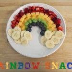 Sticky Wall Rainbow - Mama.Papa.Bubba.
