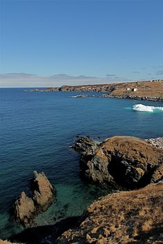 Grates Cove on a beautiful Spring Day Spring Day, Newfoundland, Genealogy, Spaces, Landscape, Water, Outdoor, Beautiful, Water Water