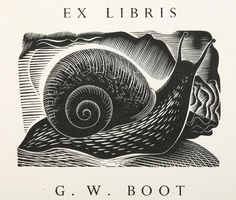 Ex libris G.W. Boot, by Mervyn E. Taylor, 1960, Collections Online - Museum of New Zealand Te Papa Tongarewa