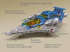 LEGO Ideas - LL928 Comes Home