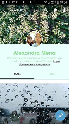 Following me on my Tumblr! You can talk to me or ask me questions! Thank you!!