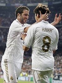 El Madrid podría dejar marchar a Higuain y a Kaká
