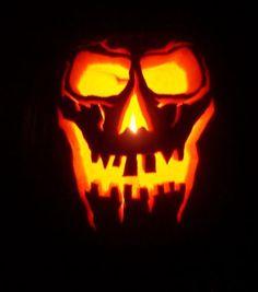 Pumpkin Carving Art : theBERRY