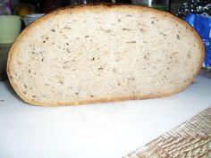 Jak děláme domácí chléb z kvásku a něco navíc o chlebu