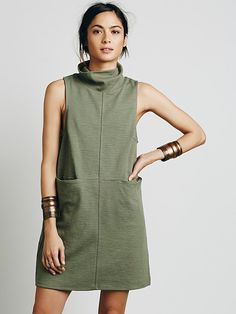 Free People Getaway Shift Dress at Free People Clothing Boutique