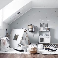 A lovely kid's play room - Is To Me