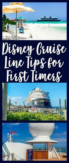 if you're headed out on your first Disney Cruise Line cruise, youll definitely want to be prepared. Preparing for a cruise can often be stressful for families, especially if you arent sure what to expect so we have compiled a collection of Disney Cruise