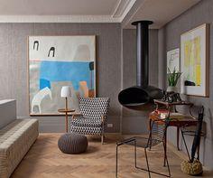 Loft Urbano - In House Designers de Interiores, Andrea Bugarib, Betina BArcellos e Karina Salgado, designers de interiores, Casa Cor SP 2013
