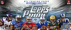 2013 Topps Prime Football Cards Hobby Box $86.95