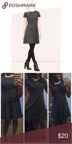 Ann taylor short sleeve dress Gently worn Ann Taylor Dresses
