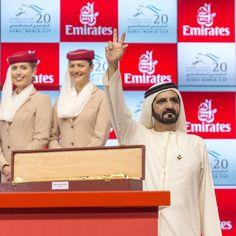 Mohammed bin Rashid bin Saeed Al Maktoum, DWC, 28/03/2015. Foto: ali_essa1