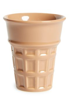 What ice cream lover wouldn't love this adorable ceramic bowl in the shape of the classic sugar cone?